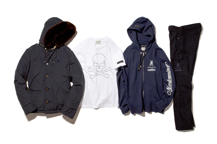 neighborhood x mastermind japan 2013 fall winter collection