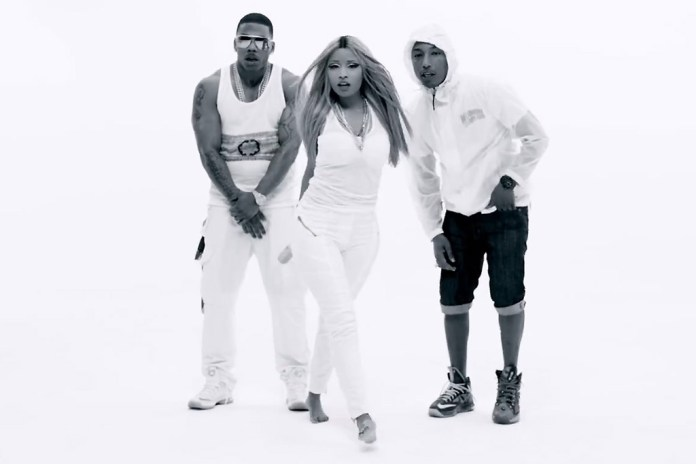 Nelly featuring Nicki Minaj & Pharrell – Get Like Me | Video