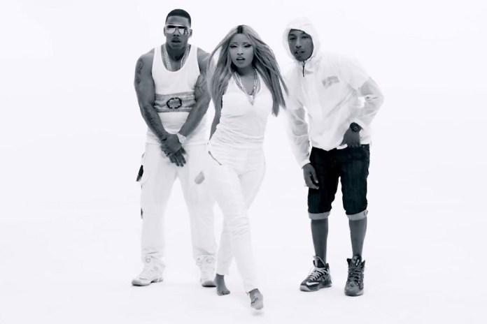 Nelly featuring Nicki Minaj & Pharrell – Get Like Me | Video