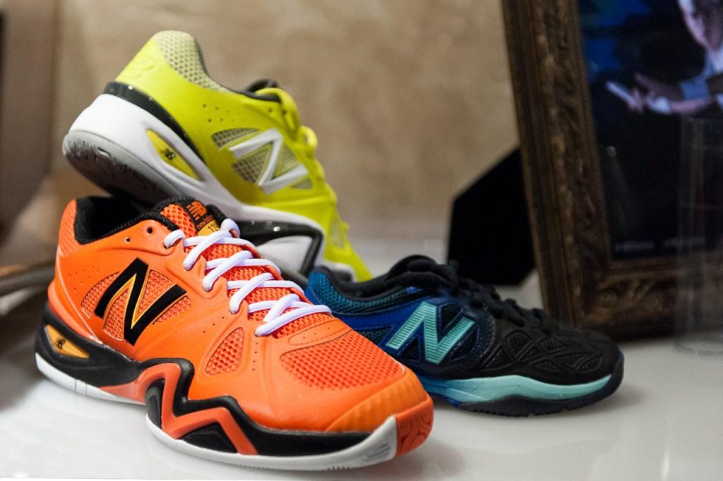 New Balance Tennis with Milos Raonic