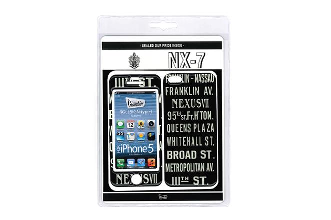NEXUSVII x Gizmobies iPhone 5 Protector