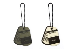 NEXUSVII x retaW FRAGRANCE DOG TAG