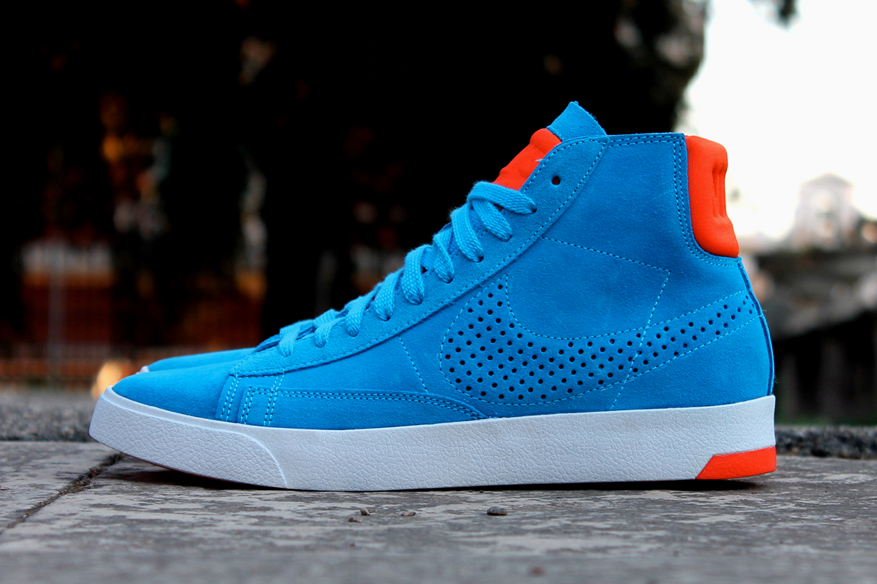A Closer Look at the Nike 2013 Fall/Winter Blazer Lux