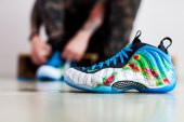 "Nike Air Foamposite One PRM ""Weatherman"" Collection"