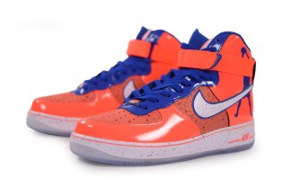 "Nike Air Force 1 Hi CMFT PRM QS ""Roscoe"""