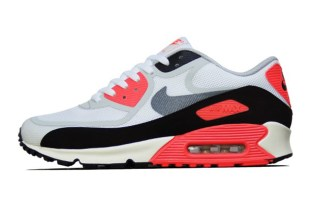 "Nike Air Max 90 PRM Tape QS ""Infrared"""