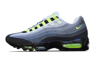 "Nike Air Max 95 PRM Tape QS ""Neon"""
