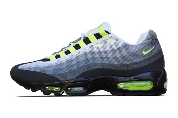 nike air max 95 prm tape qs neon