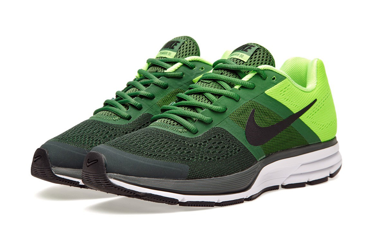 nike air pegasus 30 fortress green