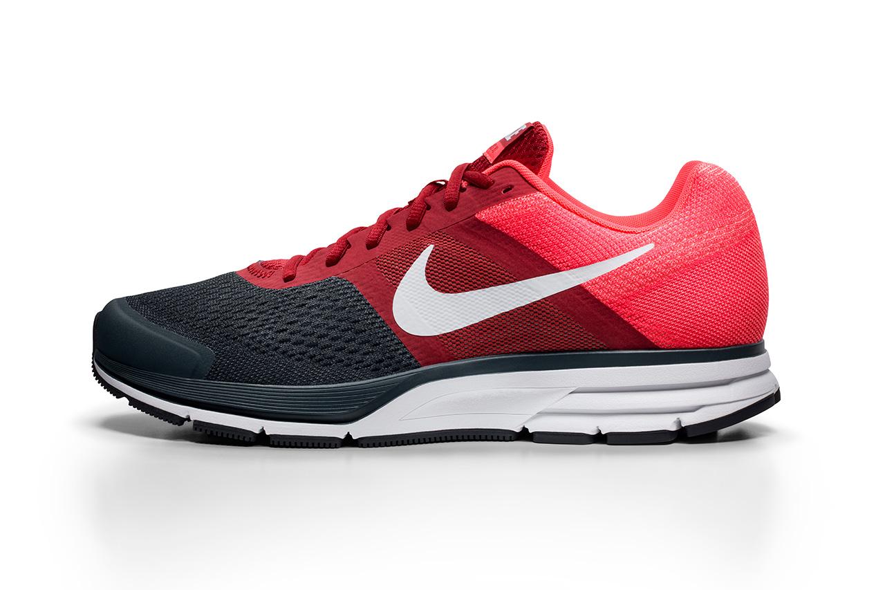 Nike Air Pegasus+ 30 Black/Atomic Red/Pink
