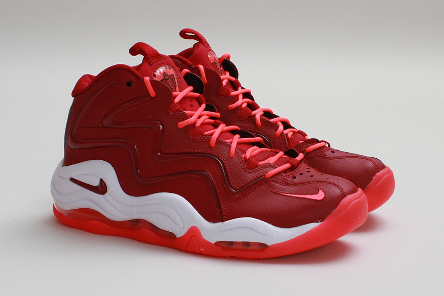 """Nike Air Pippen 1 Retro """"Noble Red"""""""