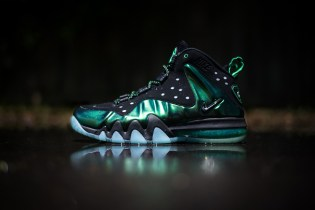 Nike Barkley Posite Max Gamma Green/Gamma Green-Black