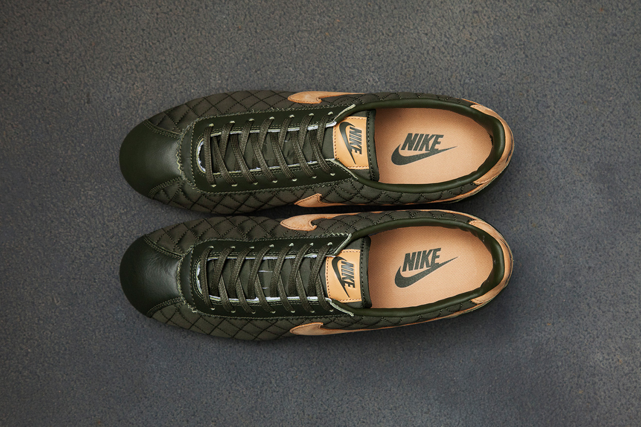 Nike Cortez Classic Nylon Qs Floral Pack