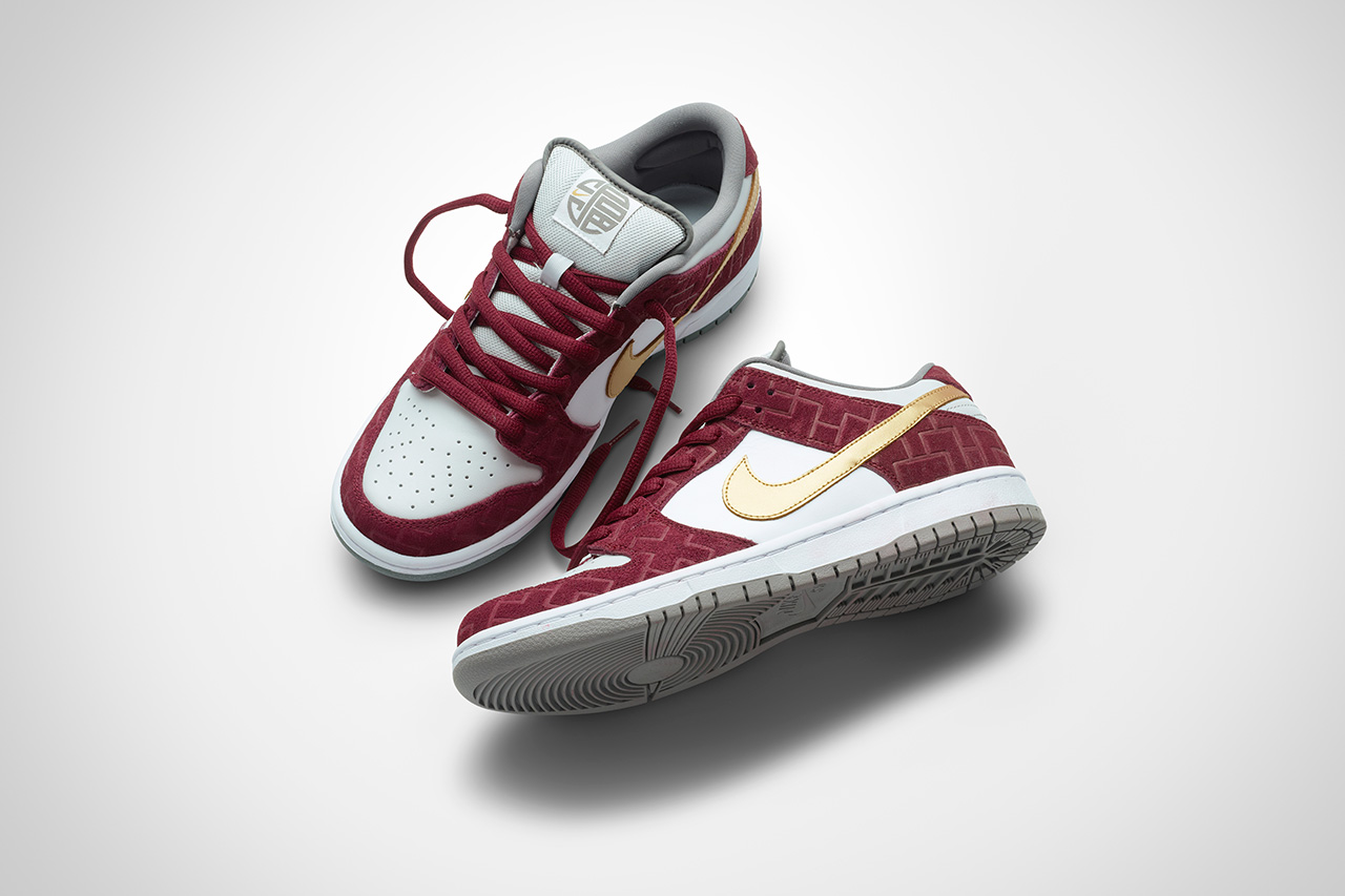 """Nike Dunk Low Pro SB """"Shanghai"""" SP Preview"""