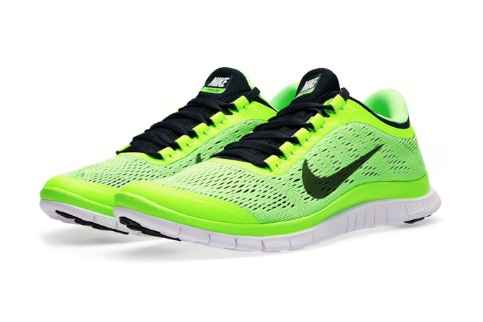 "Nike Free 3.0 V5 ""Flash Lime"""