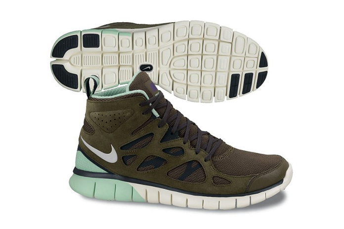Nike Free Run 2 Mid Preview
