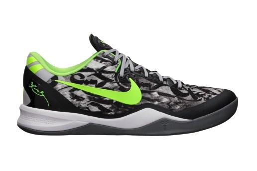 """Nike Kobe 8 System """"Graffiti"""""""