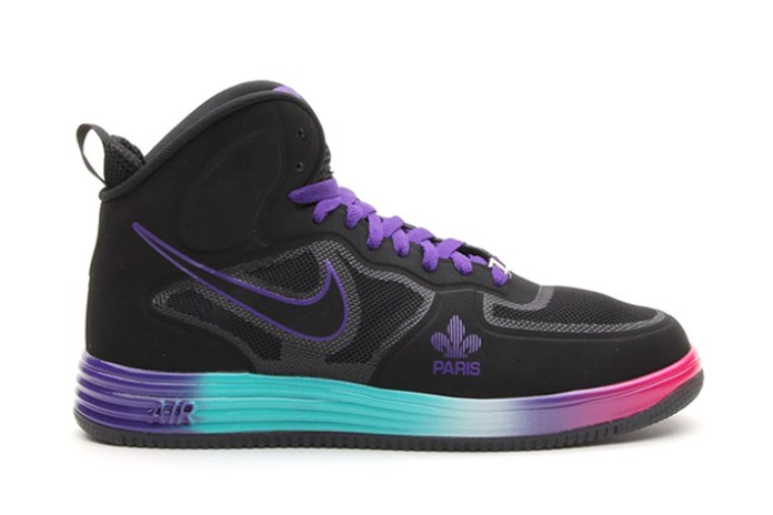 "Nike Lunar Force 1 Fuse Mid QS ""Paris"""