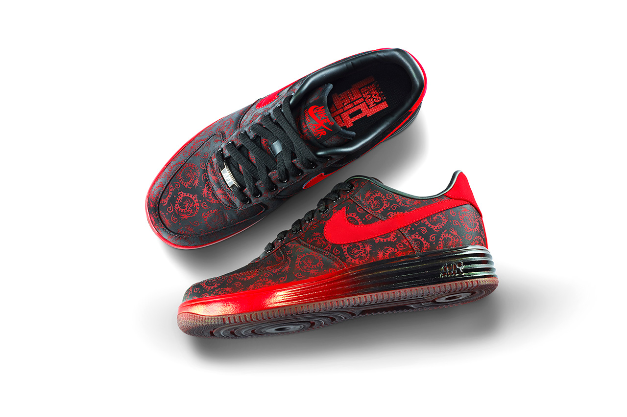 "Nike Lunar Force 1 Shanghai City ""Luwan Never Gone 310103"""