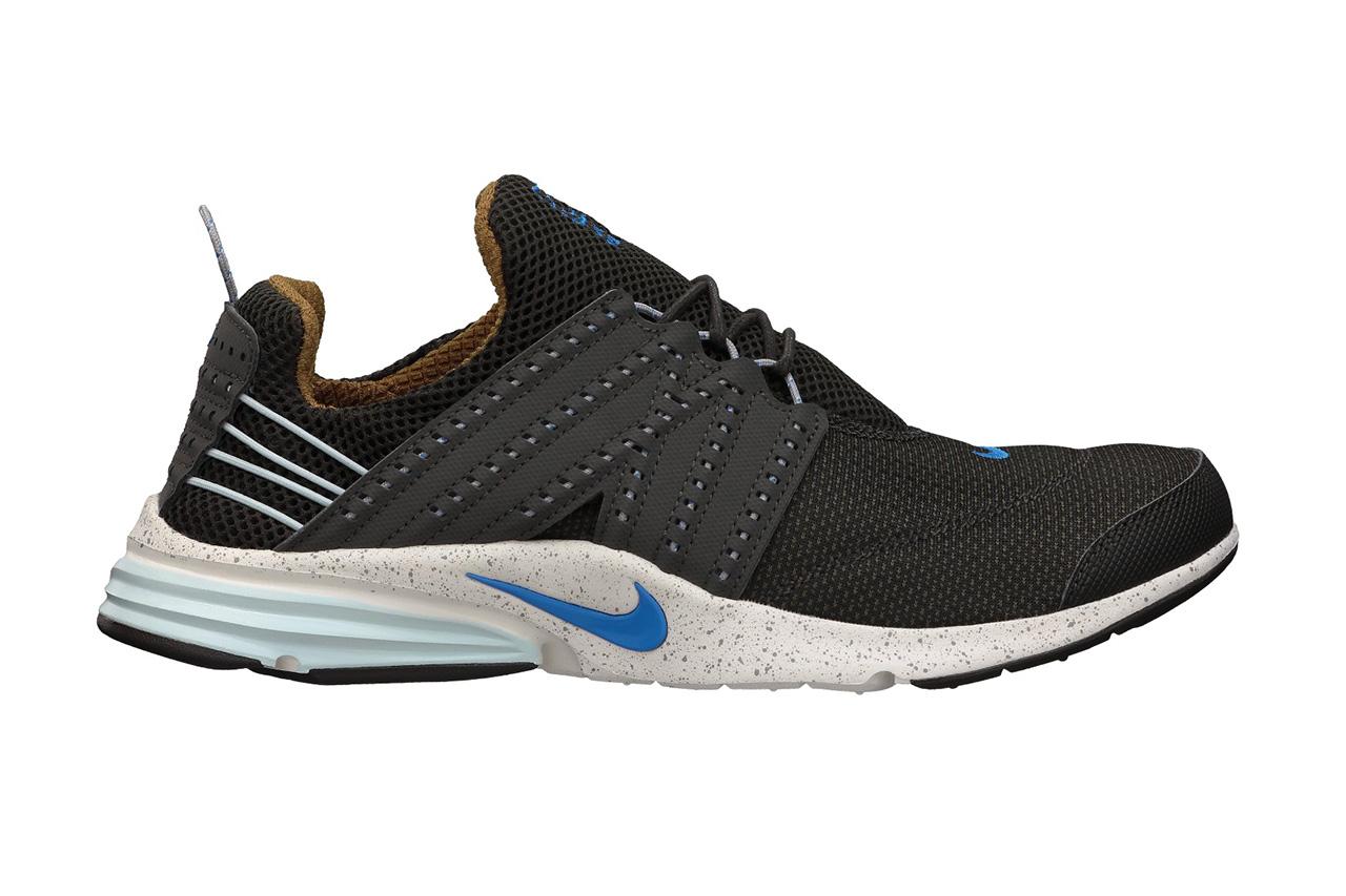 Nike Lunar Presto Newsprint/Blue Hero