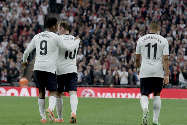 """Nike Soccer Launches the """"England Matters"""" Series featuring Daniel Sturridge and Alex Oxlade-Chamberlain"""
