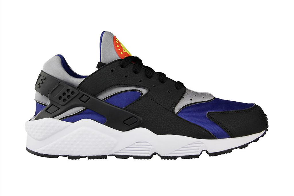 Nike Air Huarache Deep Royal/Wolf Grey