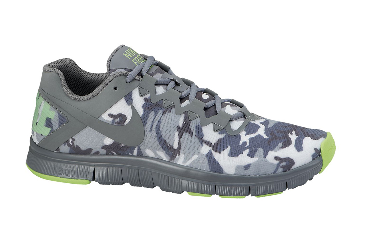 "Nike Free Trainer 3.0 ""Camo"" Pack"
