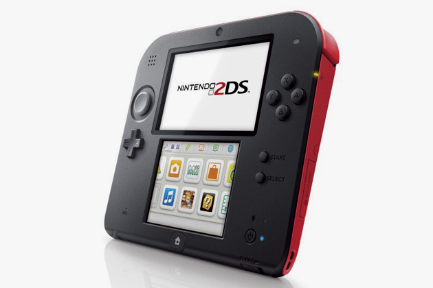 Nintendo Unveils the 2DS Handheld
