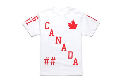 "Nomad x Been Trill ""CANADA"" T-Shirt"