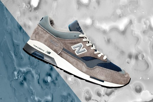 "Norse Projects x New Balance 2013 Fall ""Danish Weather"" Pack"