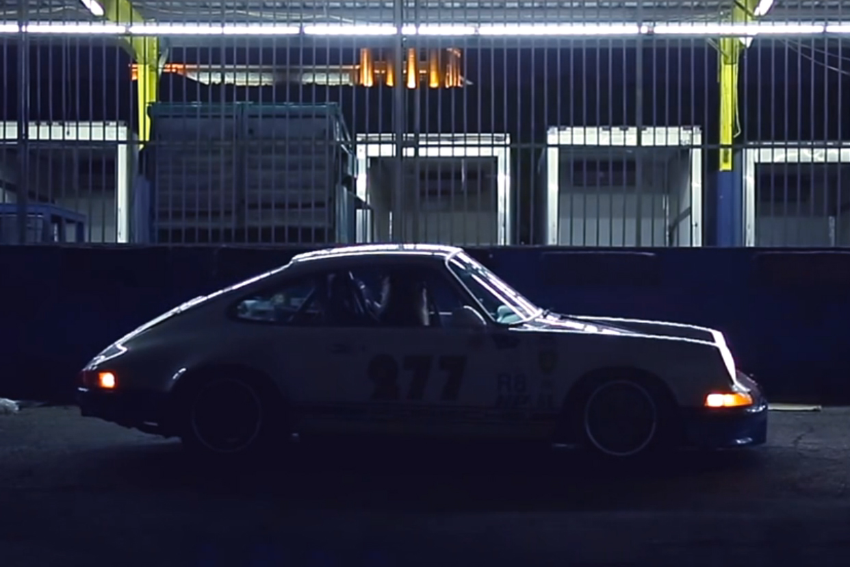 "ObscuraVision Presents ""Disturbing the Peace"" featuring Magnus Walker"