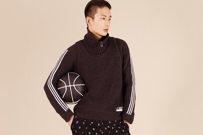 "Opening Ceremony x adidas Originals 2013 Fall/Winter ""Basketball"" Lookbook"