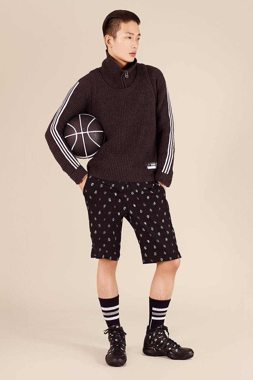 "Opening Ceremony x adidas Originals 2013 Fall/Winter ""Basketball"" Lookbook"