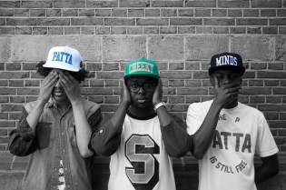 Patta Cheeky Minds Cap Collection