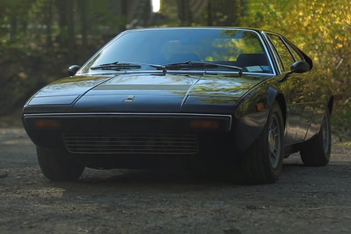 Petrolicious Looks at a Classic Ferrari Dino 308 GT4