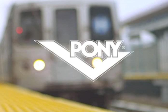 PONY 2013 Fall/Winter Video Lookbook
