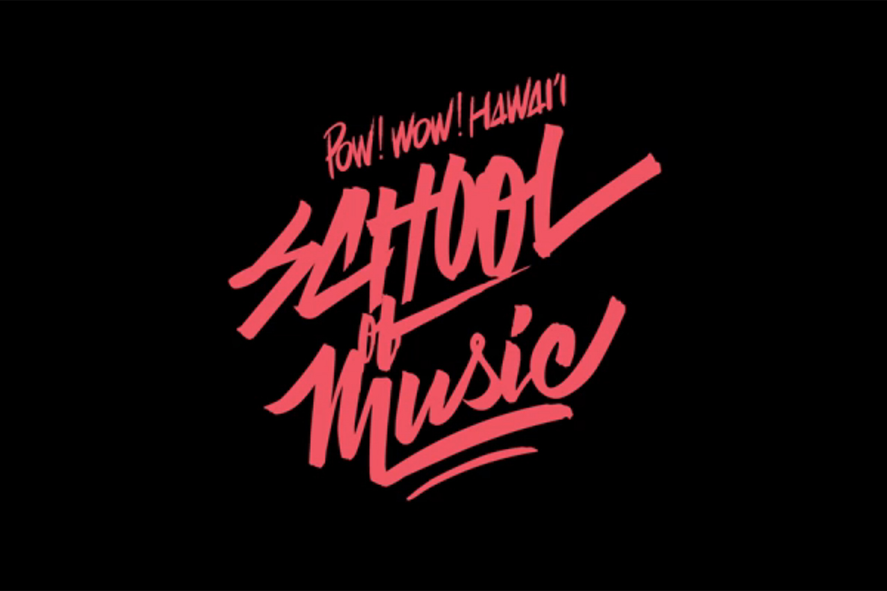 POW! WOW! School of Music