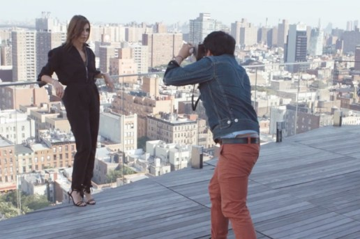 Another Preview of Carine Roitfeld's CR Fashion Book Film: Mademoiselle C