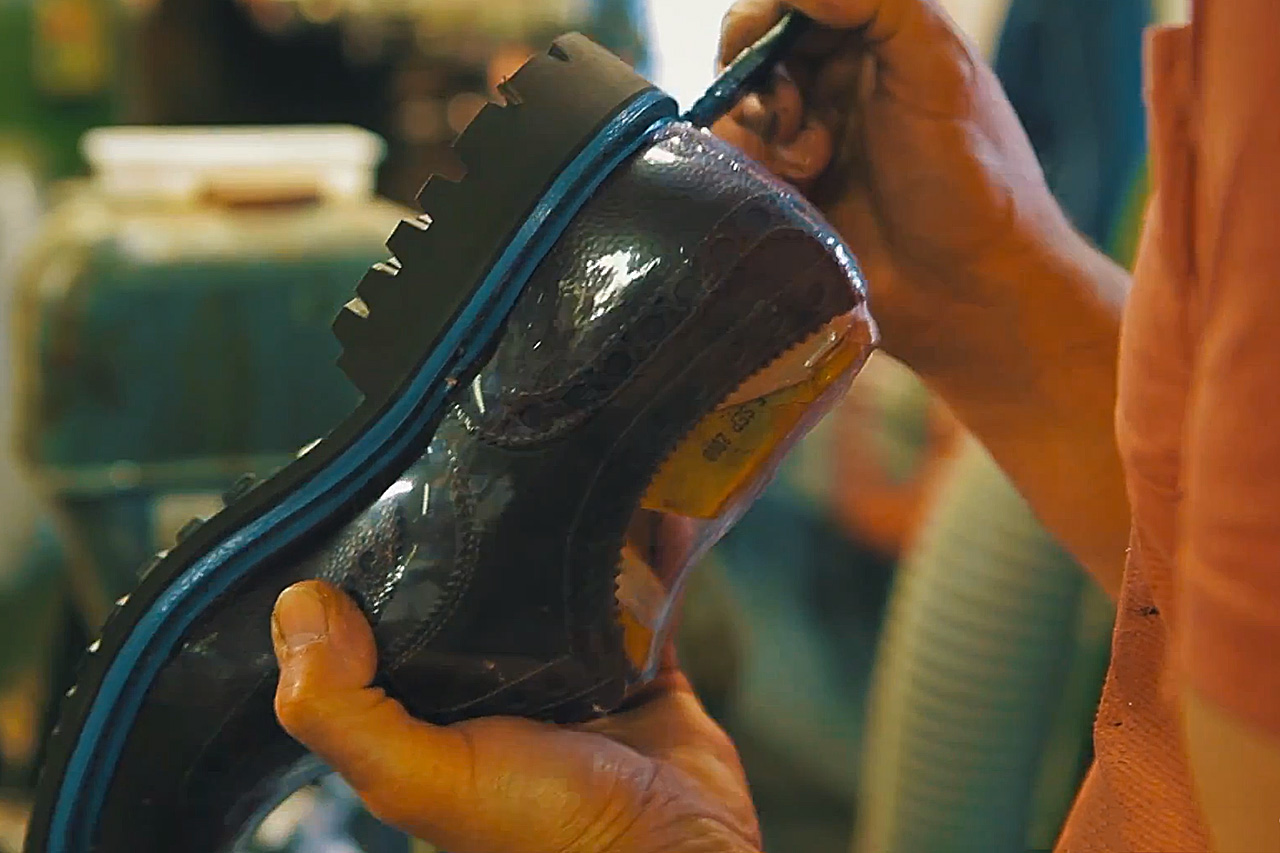 "PROCESS: Crafting the Togs + Clogs x Grenson G-Lab ""Archie"""
