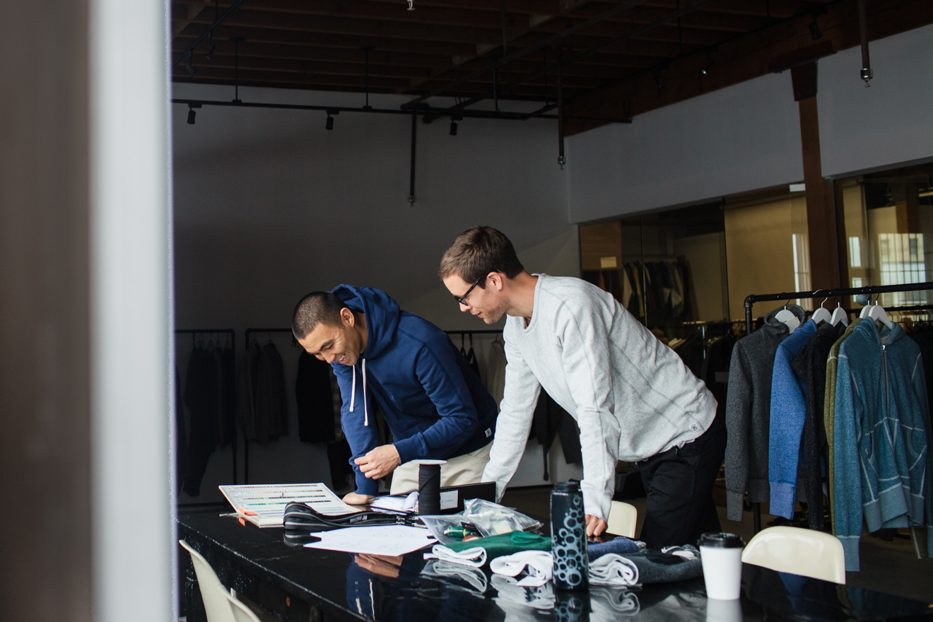 PROCESS: Concept & Sampling with Reigning Champ