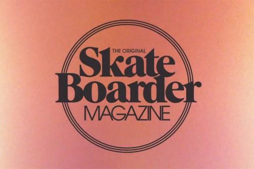 R.I.P. Skateboarder Magazine