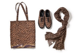 R. Newbold 2013 Fall/Winter Leopard Collection