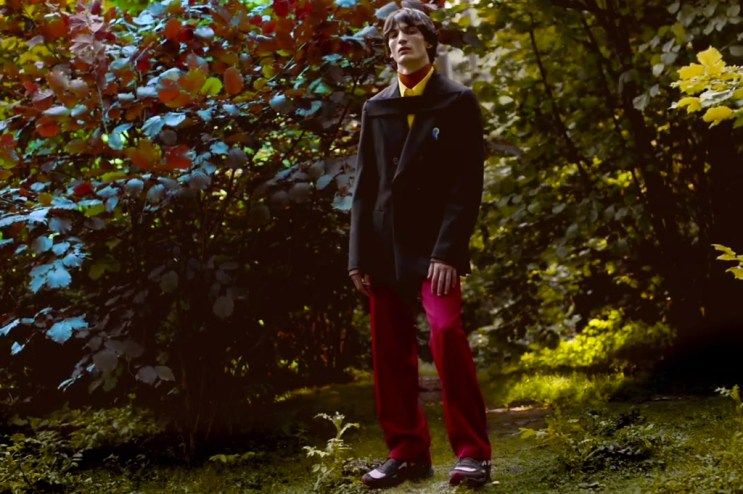 Raf Simons 2013 Fall/Winter Campaign Video