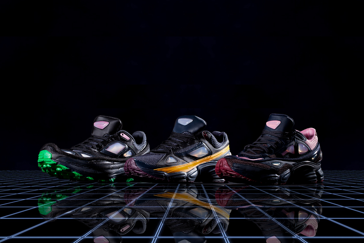 Raf Simons x adidas 2013 Fall/Winter Footwear Collection