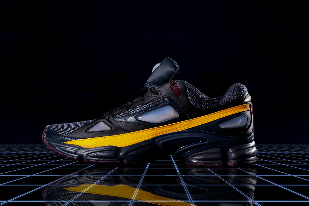 raf simons x adidas 2013 fall winter footwear collection