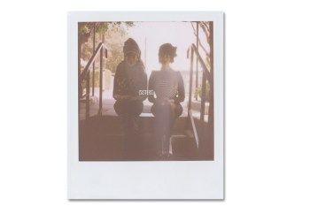 Rashida and Kidada Jones for Band of Outsiders 2013 Fall Collection