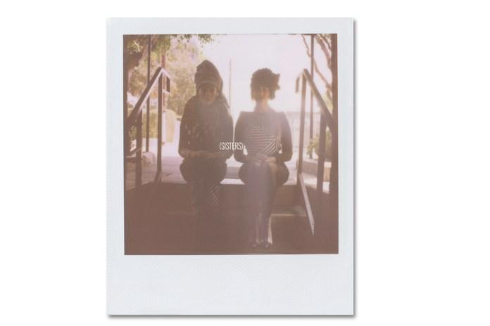 Rashida and Kidada Jones for Band of Outsiders 2013 Fall Collection