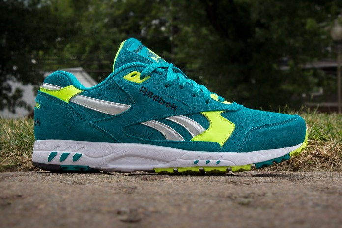 Reebok 2013 Fall Inferno Teal/Neon Yellow