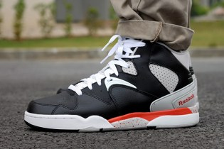 Reebok Classic Jam Black/Orange