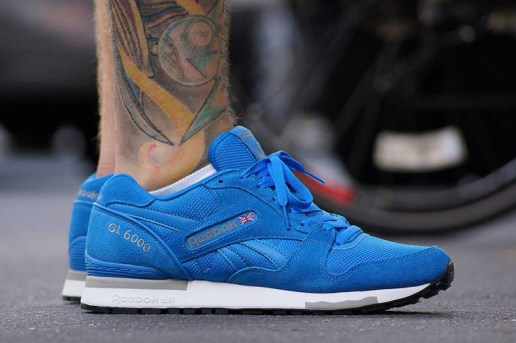Reebok GL 6000 Cycle Blue/Cement
